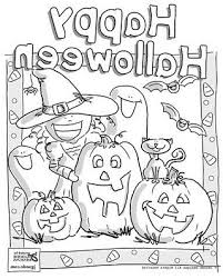 lovely design ideas halloween coloring pages for 3rd graders the