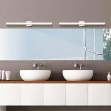 Bathroom Lighting Modern Bathroom Light Fixtures YLighting - Designer bathroom wall lights