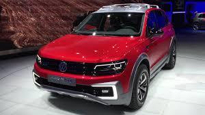 volkswagen jeep 2018 volkswagen suv prototype first drive autoblog