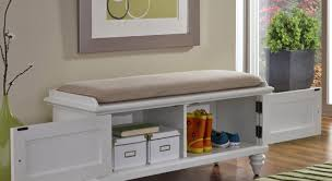 bench with cubbies a simple cottage style entryway bench with