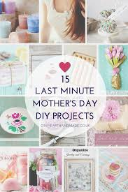s day gifts 15 last minute s day diy projects gift ideas