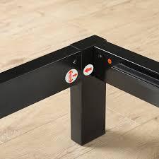 Metal Bed Frame No Boxspring Needed Zinus Modern Studio Platform 2000h Metal Bed Frame Mattress