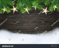 christmas new year winter design dark stock vector 528206653