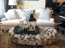 ottoman and matching pillows jbigg life in kentucky new ottoman cover in the living room