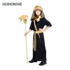 Buy Halloween Costume Aliexpress Buy Halloween Costumes Boy Ancient Egypt