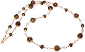 necklace making set images Golden sophistication beaded jewelry making set jpg