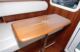 boat tables for cockpit yacht tables