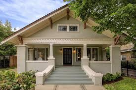 craftsman style bungalow 2612 stanford houston tx 77006