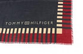 Tommy Hilfiger Flag Tommy Hilfiger Schal Love Tommy Scarf Midnight Mix