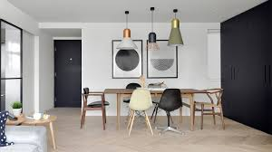 home design magazine hong kong scandinavian style hong kong flat showcases owner s collection of