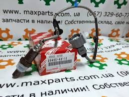 lexus gx470 p0031 89465 48110 89465 0e030 лямбда зонд датчик кислородный toyota