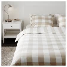 What Is Duvet Bedding Emmie Ruta Duvet Cover And Pillowcase S Full Queen Ikea