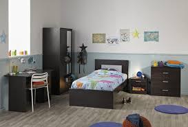 chambre enfants complete déco chambre enfant chambre enfant complète bois couleurs café et