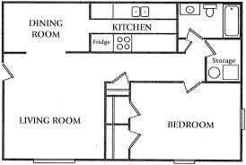 one bedroom floor plan 19 one bedroom apartment floor plans euglena biz
