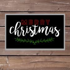 christmas signs christmas signs vintage handmade market and diy studio