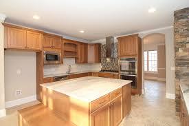 Range In Island Kitchen One Story Craftsman Home U2013 Chapel Hill Home Builders U2013 Stanton Homes