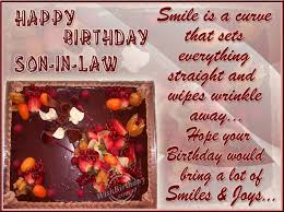 Wishing Happy Birthday To Birthday Wishes For Son In Law Birthday Images Pictures