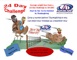 drop a turkey before thanksgiving average weight loss is 10 lbs