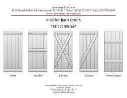 Cedar Barn Door Barn Door Dimensions I16 About Spectacular Inspiration Interior