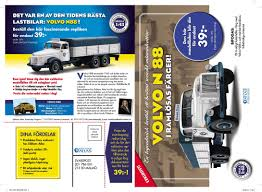 volvo truck models volvo truck collection launched by editions atlas as test in