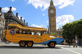 amphibious vehicle duck win a family ticket for the london duck tour kidrated