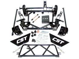 cst 9 inch lift kit 2008 gmc sierra hd truckin magazine