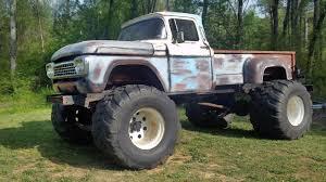 tough mudder 1965 ford pickup