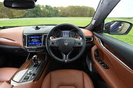 maserati levante interior new maserati levante 2016 uk review pictures maserati levante