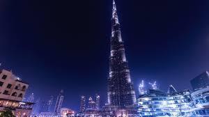wallpaper burj khalifa burj dubai skyscraper dubai nightscape