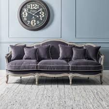 Grey Velvet Sofa by Grey Velvet Sofa Uk Tehranmix Decoration
