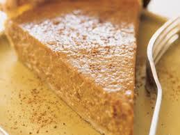 soy milk pumpkin pie recipe myrecipes