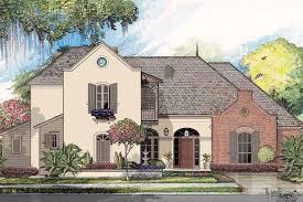 french farmhouse plans good exle of a brick parapet 2913 70frontelevation 800rev jpg