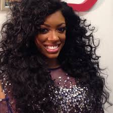 porsha williams hairline porsha williams promotes her go naked hair collection rolling out