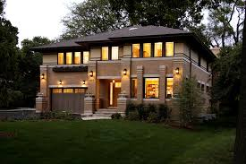praire style homes prairie style house studio frank lloyd wright inspired