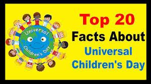 children s day 2017 facts