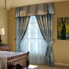 Curtain Box Valance Uptown Box Pleat Valance And Panels Set Roomsbeautiful Com