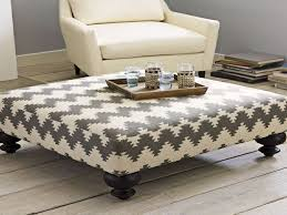 Collection In Large Ottoman Coffee Table Coffee Tables Design Modern
