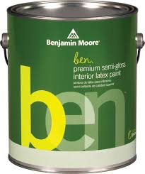benjamin moore ben low voc interior paint at guiry u0027s color source