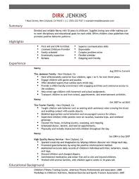 Child Care Job Resume by Resume Dr Weiser Nyc Resume For Librarian Cover Letter