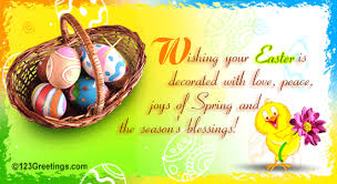 easter greeting cards easter basket free gifts ecards greeting cards 123 greetings