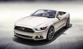 Ford Mustang Release Date One Off 2015 Ford Mustang 50 Year Convertible Being Raffled For