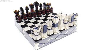 lego iconic chess set review 40174 youtube