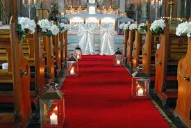 wedding church decoration mayo wedding decorations for church