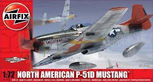 51d mustang amazon com airfix 1 72 p 51d mustang a01004