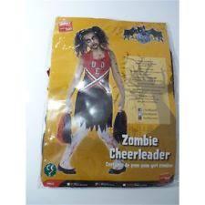 Zombie Cheerleader Costume Zombie Cheerleader Costume Ebay