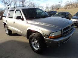 1999 dodge durango slt 1999 dodge durango slt for sale in cincinnati oh stock 10519