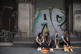 catalans who did not vote more than half ask what now the