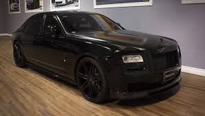 photo collection rolls royce ghost black