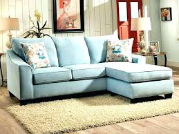 Baby Blue Leather Sofa Blue Sectional Sofa Moutard Co