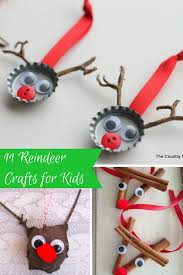 Kids Reindeer Crafts - 11 reindeer crafts for kids mommies reviews